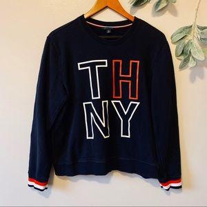 Tommy Hilfiger Graphic Crewneck Sweater